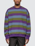 Noon Goons Stripe Icon Sweatshirt Picutre