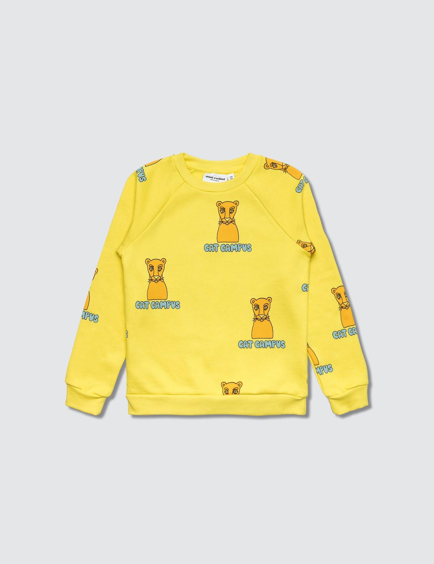 Cat Campus Sweatshirt