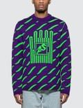 Acne Studios Jacquard Crewneck Sweater
