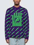 Acne Studios Jacquard Crewneck Sweater Picutre