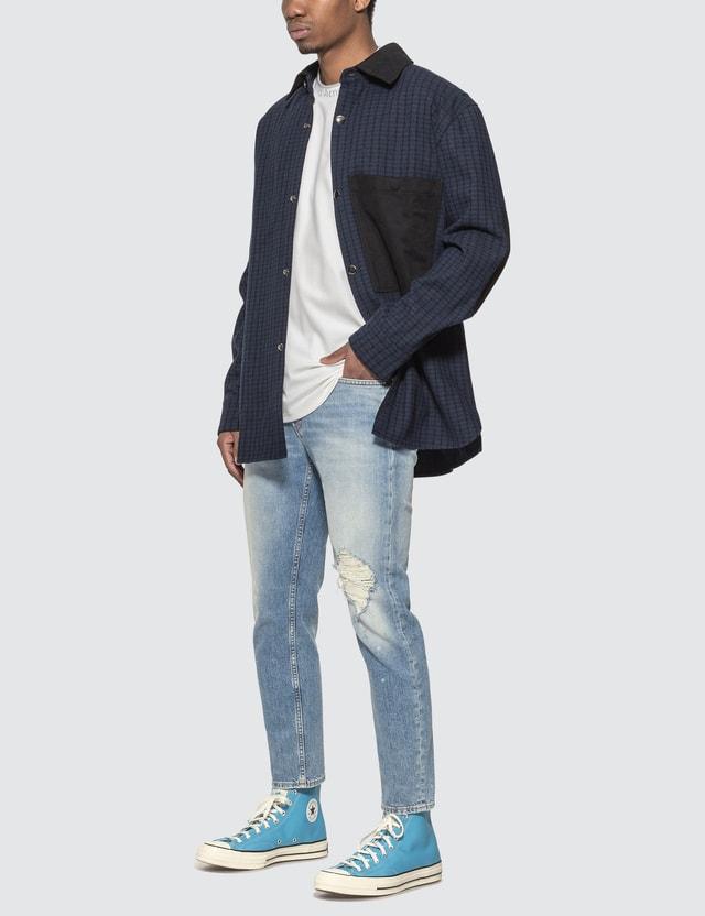 Acne Studios Osmar Vichy Check Shirt