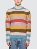 Acne Studios Kai Block Stripe Picture