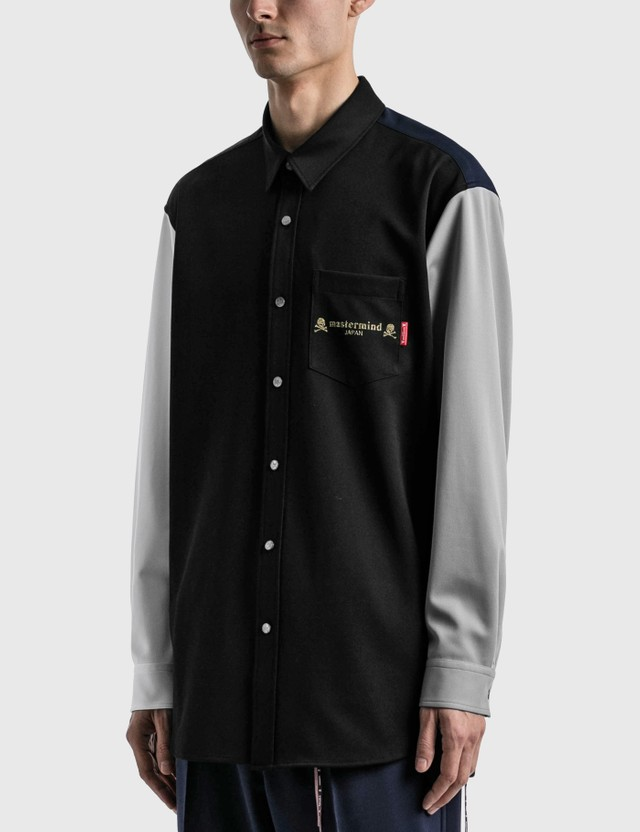 Mastermind Japan Color Blocking Shirt