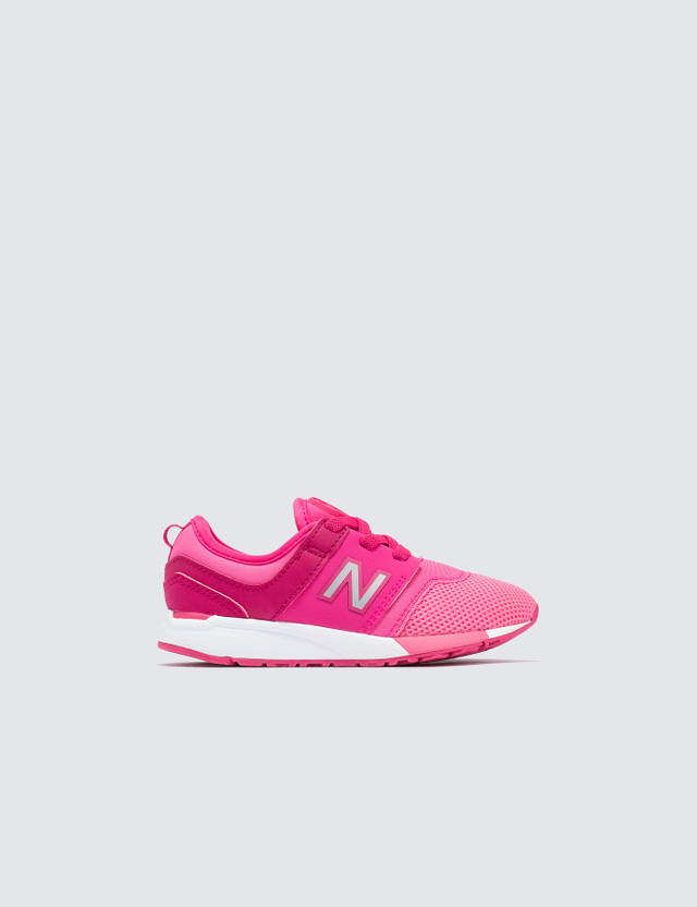 New Balance 247 Infant Pink Girls