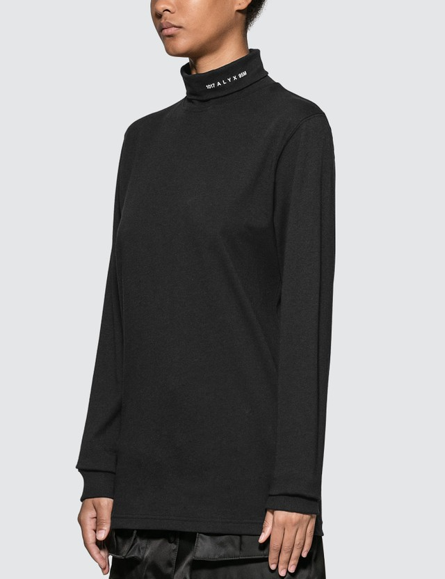 1017 ALYX 9SM Roll Neck Long Sleeve T-shirt
