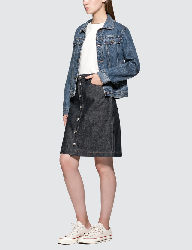 A.P.C. Therese Skirt