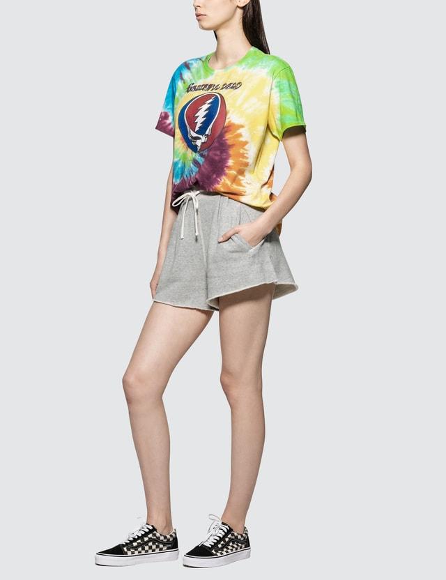 R13 Grateful Dead Boy T-shirt Tie Dye Women