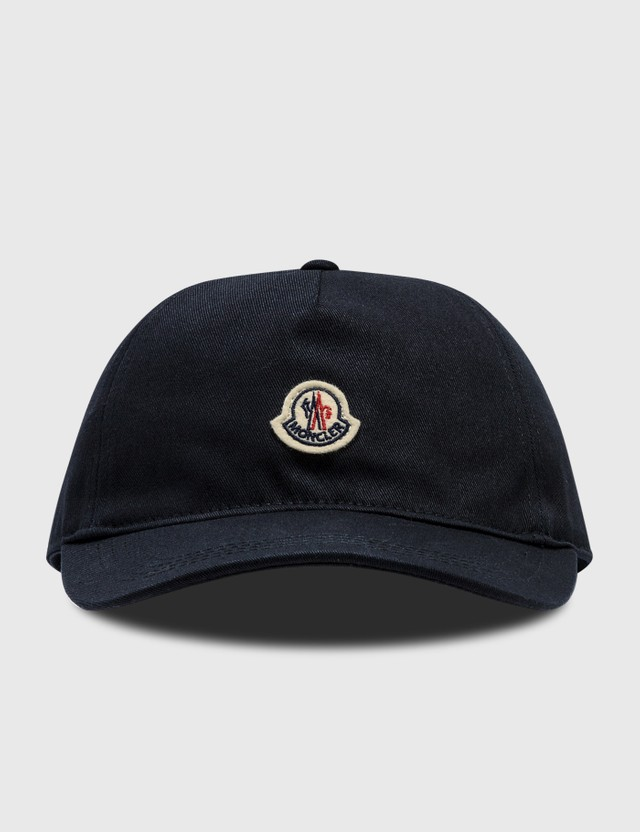 Moncler Baseball Cap Navy Women