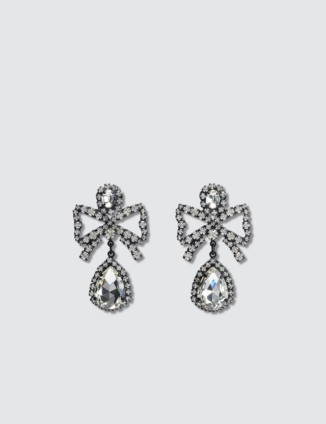 Ashley Williams Bow Earrings