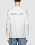 Helmut Lang Overlay Logo L/S T-Shirt Picture