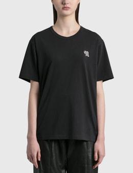 Nanushka Reece Logo T-shirt