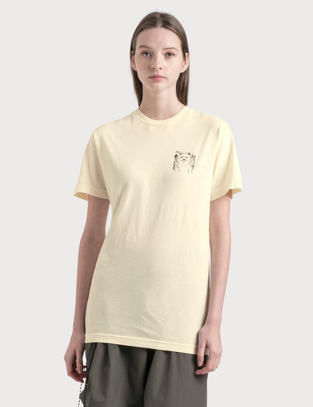 RIPNDIP Fingered T-Shirt Natural Women