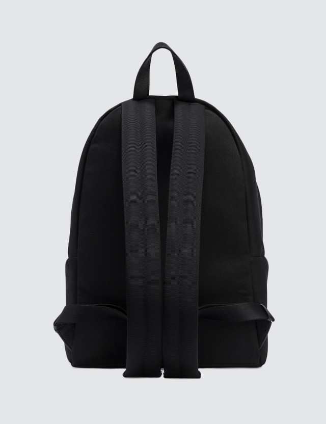 Faith Connexion Black Chain Detail Backpack