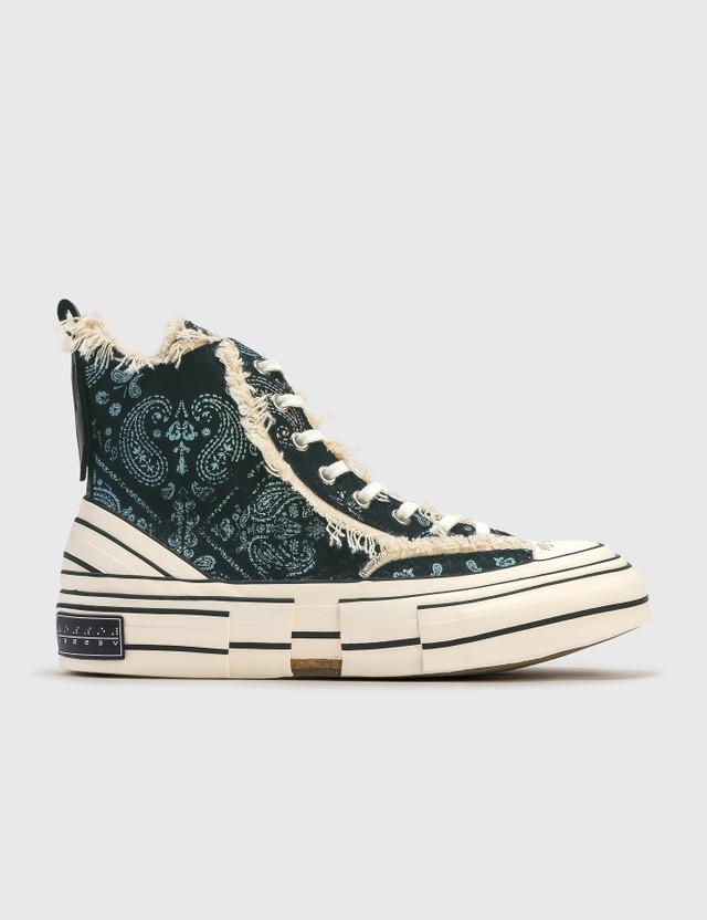 xVESSEL xVessel G.o.p. Highs Paisley Multicolour Archives