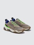 Puma Sankuanz x Puma Thunder Chinchilla/green Gecko Men
