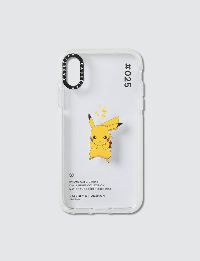 Casetify Pikachu 025 Pokédex Day Iphone X/XS Case