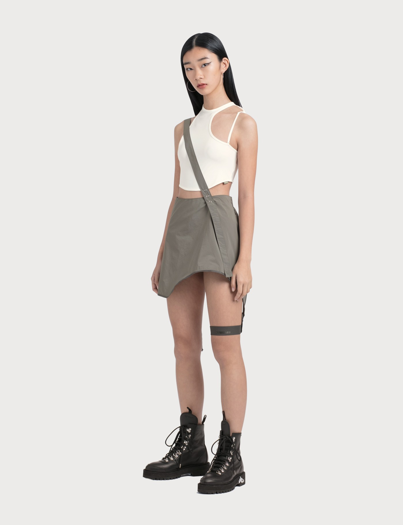 Hyein Seo Garter Skirt