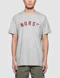 Norse Projects Niels Classic Ivy Logo S/S T-Shirt Picture