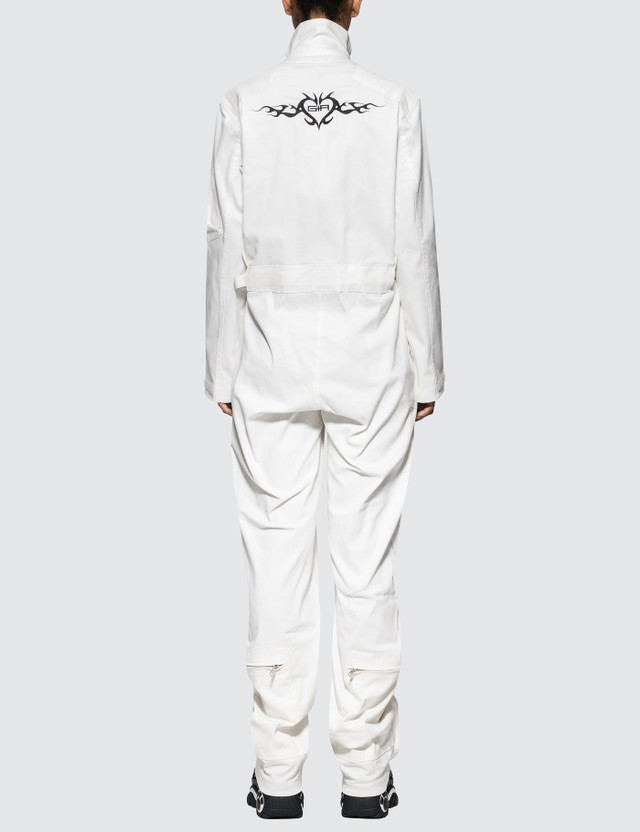 I.AM.GIA Neo Noir Boiler White Women