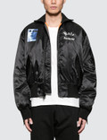 Mr. Completely Kate Forever Bomber Jacket Picture