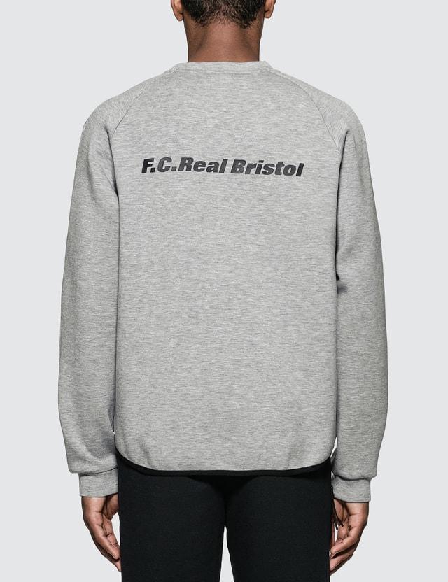 F.C. Real Bristol Sweat Crew Neck Top