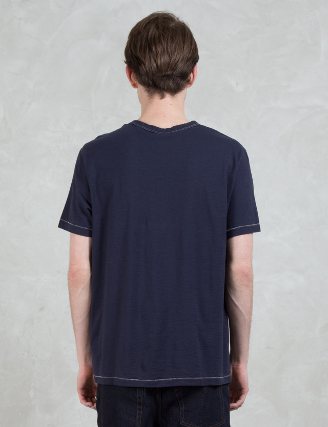 Todd Snyder + Champion Soho Print S/S T-shirt