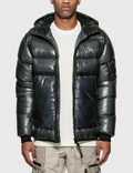 CP Company Arm Lens Quilted Down Jacket 사진