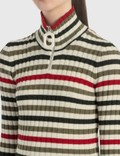 JW Anderson JWA Puller Fitted Henley Jumper