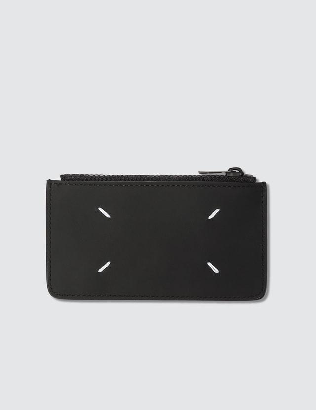 Maison Margiela Zipped Card Holder