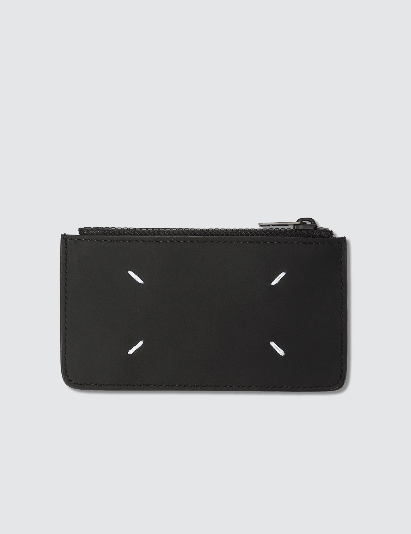 Zipped Card Holder