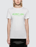 Helmut Lang Logo Baby Short Sleeve T-shirt Picture