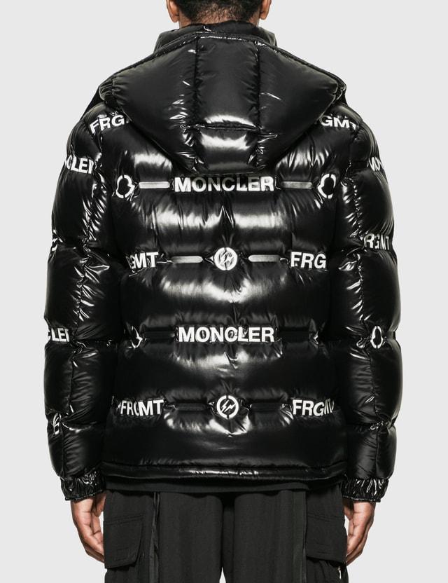 Moncler Genius Moncler Genius x Fragment Design 메이콘 재킷 Black Men
