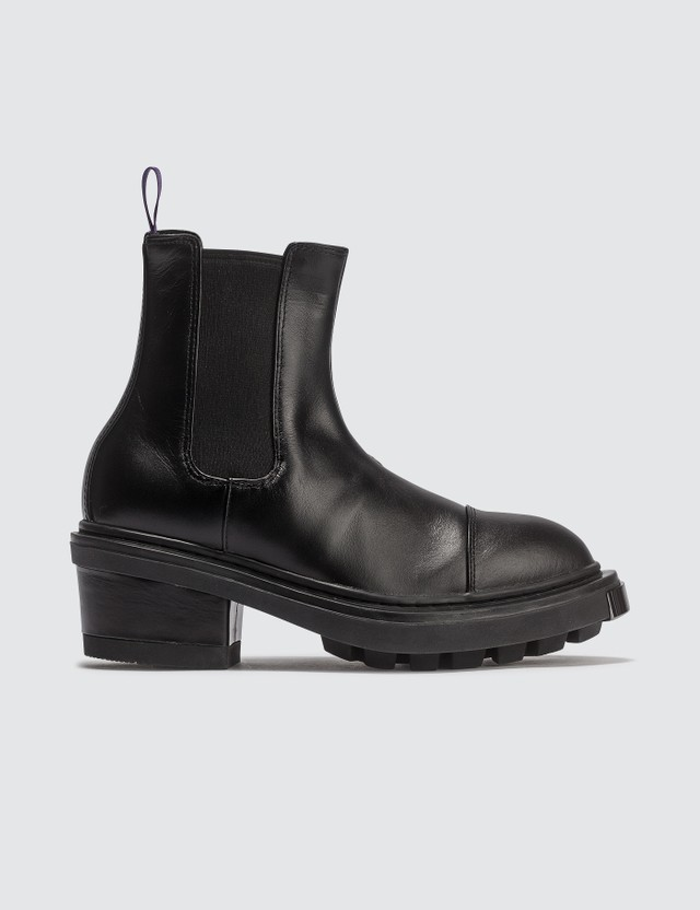 Eytys Nikita Leather Black Boot