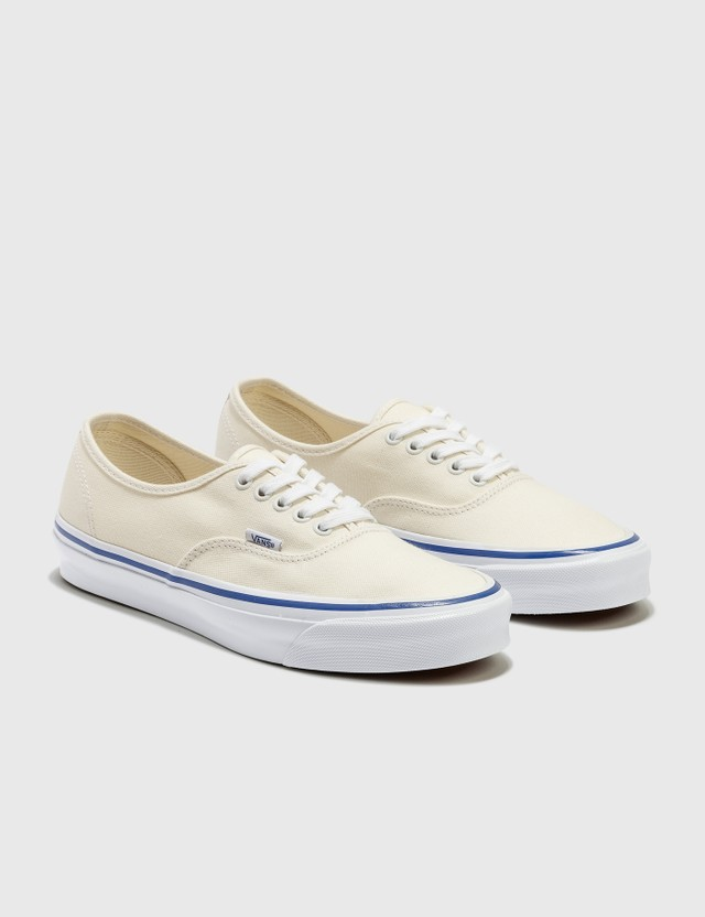 Vans OG Authentic LX (canvas) Classic White Men