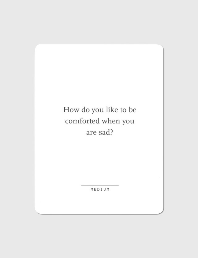 The School of Life Dating Cards N/a Life