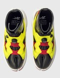 Maison Margiela Maison Margiela x Reebok Tabi Instapump Black/yellow Matt/black Men
