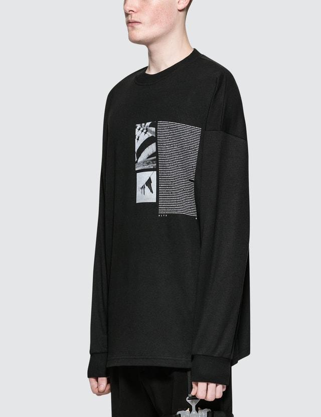 1017 ALYX 9SM Flag Graphic L/S T-Shirt