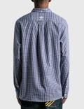 Adidas Originals Human Made x adidas Consortium Shirt Collegiate Navy Men