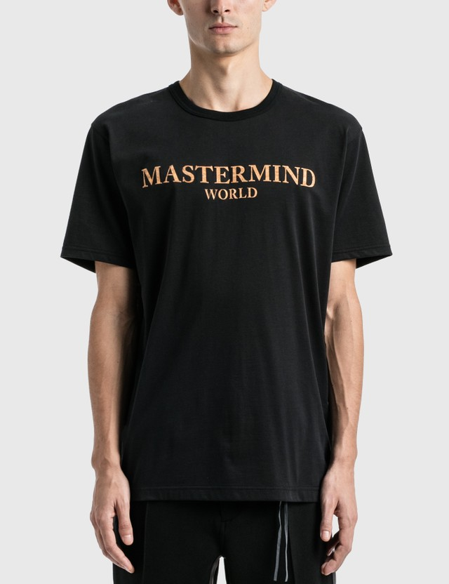 Mastermind World Cork T-Shirt Black Men