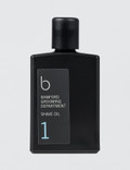 Bamford Grooming Department BGD Shave Oil Picture