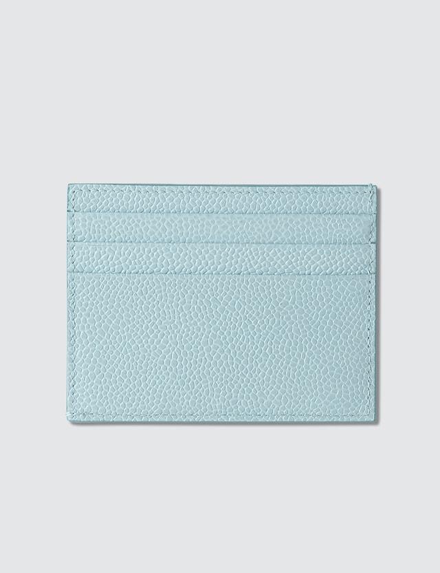 Thom Browne Pebbled Card Holder