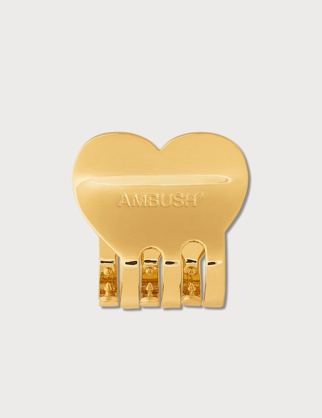 Ambush Heart Hair Clip Large
