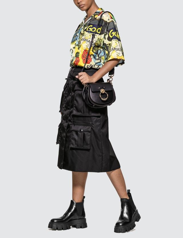 Chloé Shiny Calfskin Tess Bag
