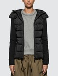 Moncler Hooded Down Cardigan Picture