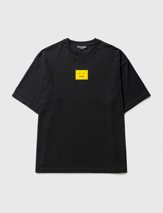 Acne Studios Exford Evil Face T-shirt