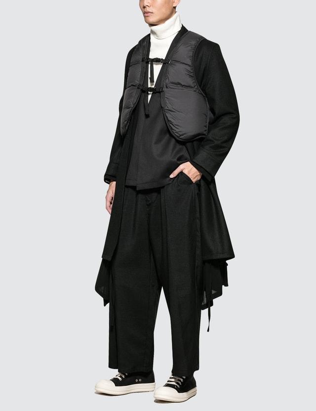 Sasquatchfabrix. Layered Oriental Coat