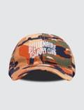 Billionaire Boys Club Nirvana Camo Strapback Hat Picture