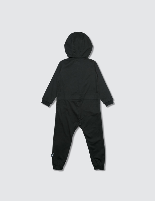 NUNUNU Hooded Overall