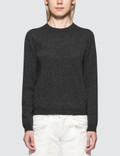 Maison Margiela Ribbed Sweater with patch detail Picture