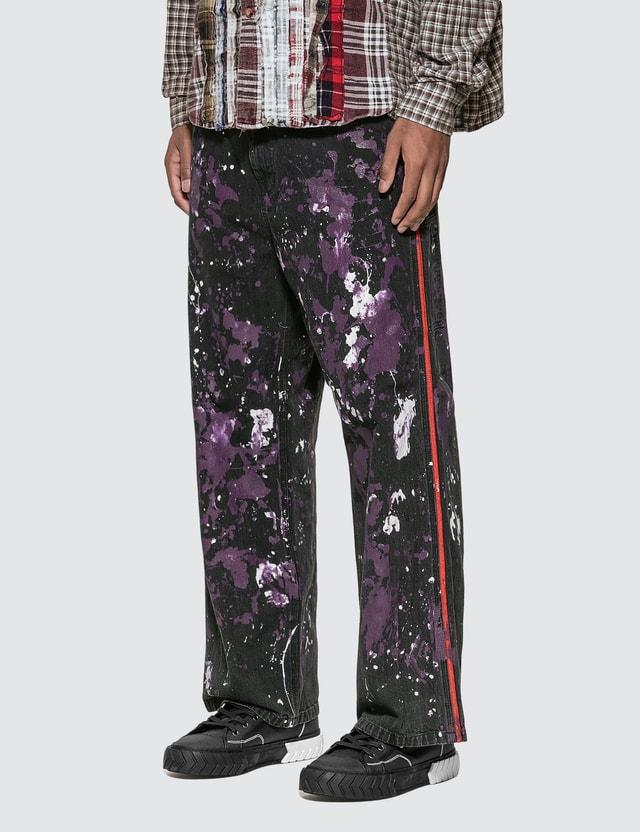 Needles Side Line Painter Pants